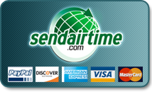 SendAirtime Payment Options